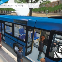 Bus Simulator 2016 – prvi video snimak autora !