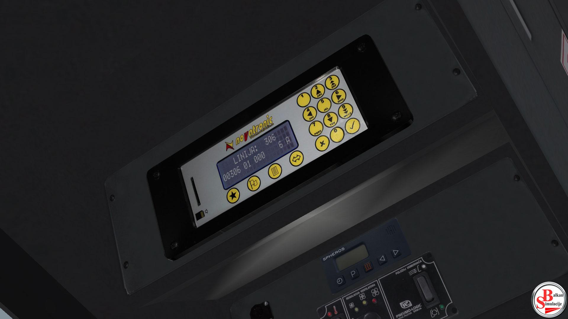 Uređaji iznad instrument table