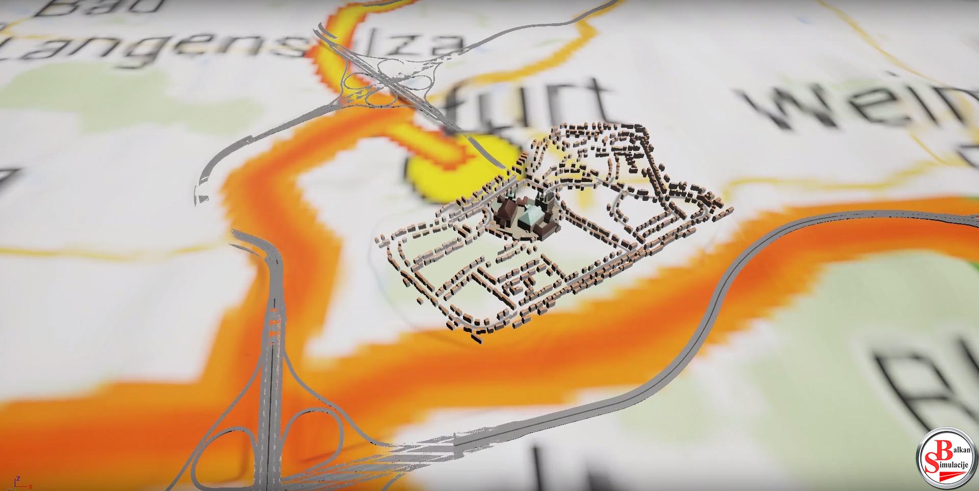 Balkan Simulacije Mapa Nemacke Fernbus Simulator