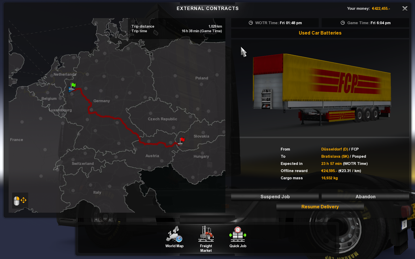 Balkan Simulacije | Euro Truck Simulator 2 – World of ...