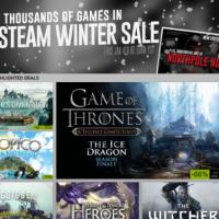 Novogodišnji popusti na Steam -u !