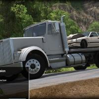BeamNG Drive : Simulator sa dinamičkim oštećenjima na vozilu !