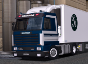 ETS2: Scania 143M