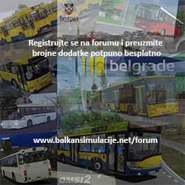Registrujte se na našem forumu i ostanite u toku sa svim vestima iz sveta simulacija !