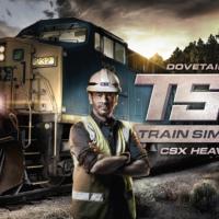 Train Sim World simulator u prvom licu !