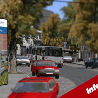 OMSI 2: Tramvajska mapa Eberlinsee