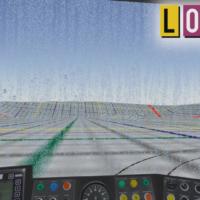 LOTUS Simulator: Animacija kapljica kiše