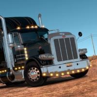 American Truck Simulator: Peterbilt 389 !