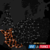 Viva la France add-on za ETS 2 !