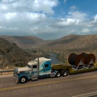 Open beta verzija American Truck Simulatora !
