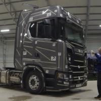 Nova Scania S i R za Euro Truck Simulator !