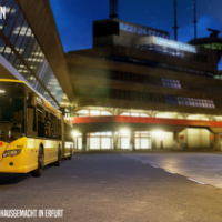 SCANIA Citywide u Next Bus Simulation Game -u