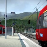 Dugo očekivana Mittenwaldbahn ruta za Train Simulator !