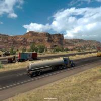 American Truck Simulator se proširuje prema Novom Meksiku !